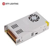 Wholesale 5V 60A 300W Regulated CCTV Switching Power Supply AC 200V 240V 100V 120V To DC