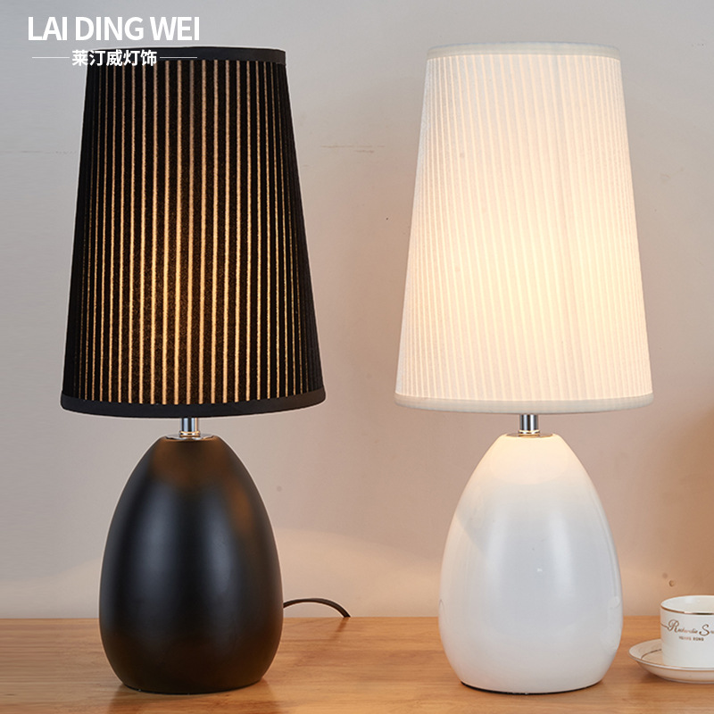 TUDA Free Shipping Modern Fashion Resin Table Lamp Creative Decoration Table Lamp LED Desk Lamp For Bedroom Study Room E27 clearaudio phonostage balance