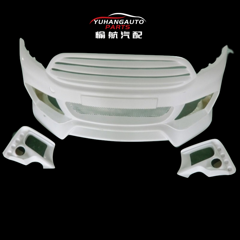 Auto parts for  Mini F56 Duell style Front bumper Glass Fiber