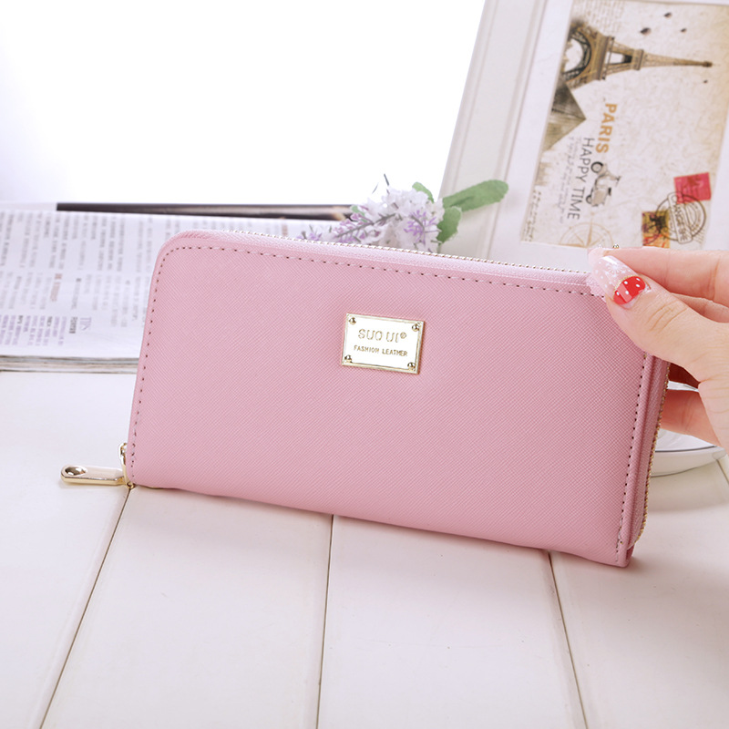 2018 8 Colors Carteras Mujer Women Wallet Clutch Female Case Phone Carteiras Femininas Money Bag Purse Card Holder Vintage сумка через плечо bolsas femininas couro sac femininas couro designer clutch famous brand