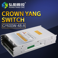 Switching Power Supply 600W48V Driver Switch CNC ROUTER PARTS Factory Supplier Free Shipping