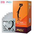 MIO 32pcs Condom Box Male Tighter Close Fit More Lubricated Small Size 49mm Penis Sex Toys For Men Condoms Intimate Goods
