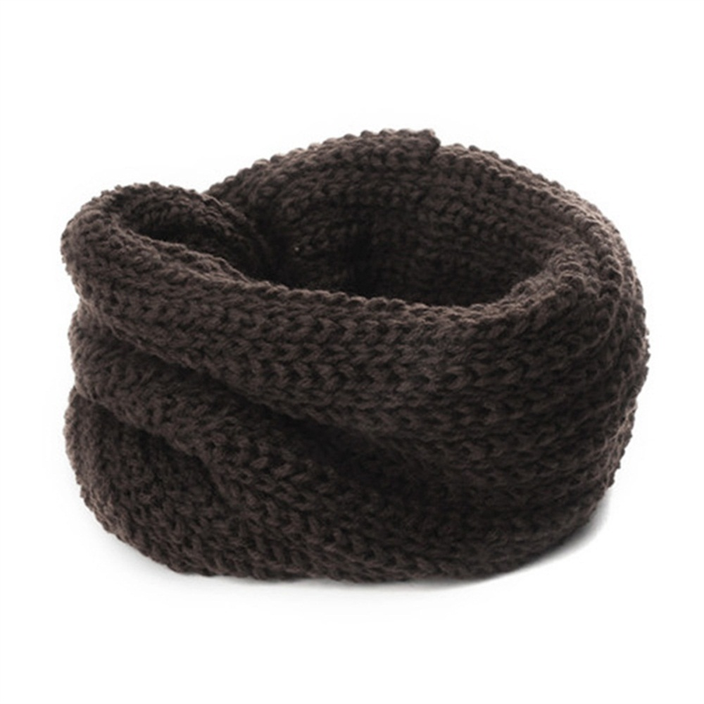 1 Pcs Winter Baby Kids Warmth Scarf Knitted Wool Neck Warmer Scarf For Kids Christmas Great Gift Can Protect The Ears