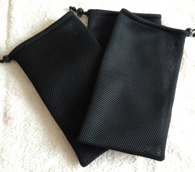 100pcs/lot CBRL small mesh jewelry bag mesh gift bag mesh drawstring bag pouch for palmtop phone jewelry customizeu0026wholesale & 100pcs/lot CBRL small mesh jewelry bag mesh gift bag mesh drawstring ...