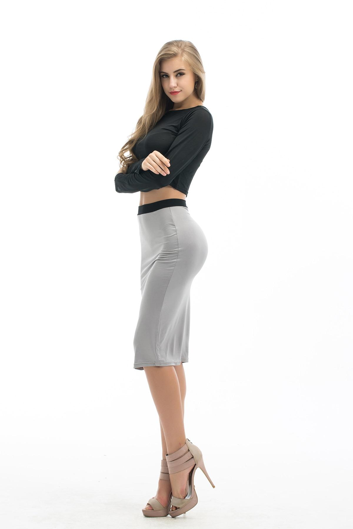 Aliexpress.com : Buy 2016 New Fashion Sexy Crop Top Midi Pencil ...