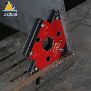 Image 4 - LISHUAI Neodymium Magnet Welding Holder/Arrow Magnetic Clamp for Welding Magnet WM6