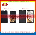 "4.7"" For Motorola DROID RAZR HD XT926 XT925 Full Lcd Display Touch Screen Digitizer Sensor Assembly Complete with Frame"