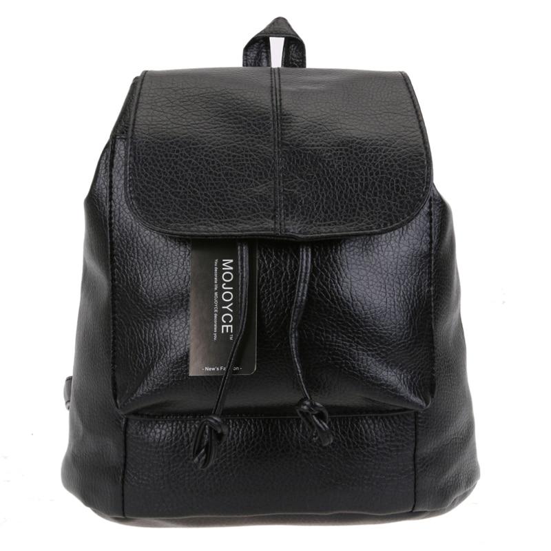 Casual New Style Leather Youth School Backpack Spain Brand Designer Backpack Women School Bag Shoulder Bags Bagpack Mochilas
