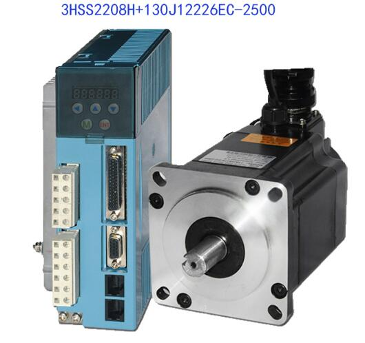 цена на JMK new 35Nm three-phase high voltage 130 loop stepper motor servo driver 3HSS2208.