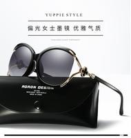2018 New Polarized Sunglasses Ladies Sunglasses Sunglasses Color Film Lenses Pearl Models A403
