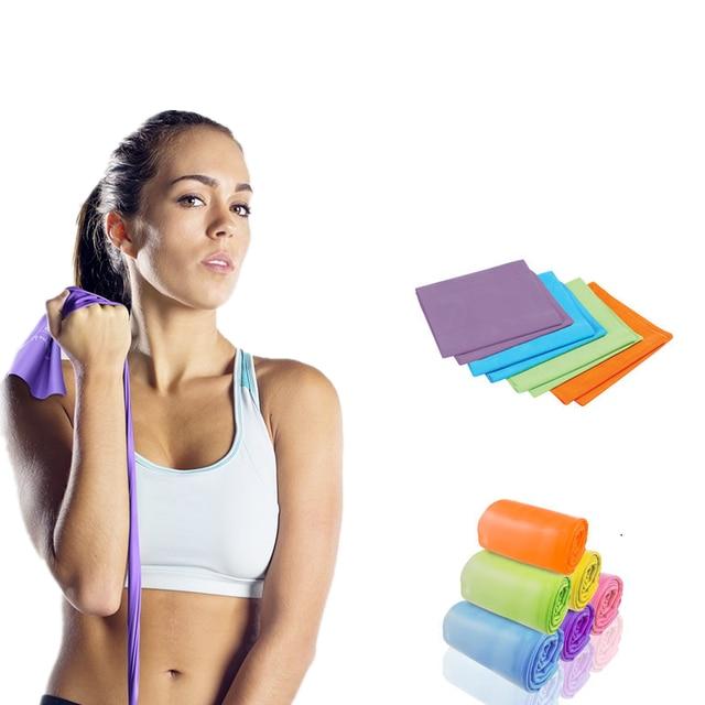Резинки для фитнеса 5 шт. купить в Павловске