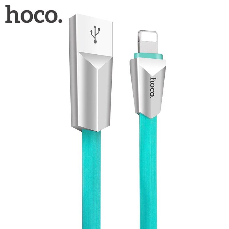 HOCO Zinc 2.4AUSB Cablu de încărcare a datelor de cablu pentru mufa - Accesorii și piese pentru telefoane mobile