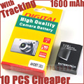 1600mAh AHDBT-301 AHDBT 302 301 201 Battery for GoPro HD Hero 3 3+ Hero3 Hero3+ 1080P 12M 11M 5MP Black Silve While Edition