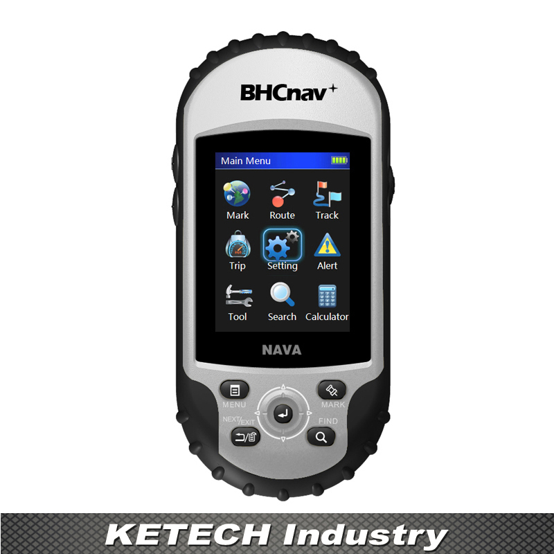 NAVA300 Professional and Outdoor Full featured and Multi functioned Accurate Sport Handheld GPS Navigator