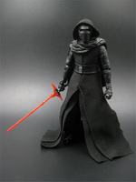 1 6 6 Inch Action Figure STAR WARS Power To Wake Up Kailuo Lun Black Warrior