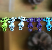 Cute Cat Earrings 10 Colors