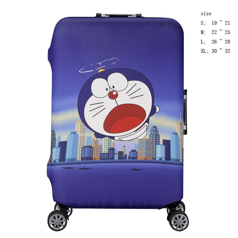 Kelionės bagažo dangtis, tinkamas 18-32 colių bagažo dulkių - Kelioniniai reikmenys - Nuotrauka 6