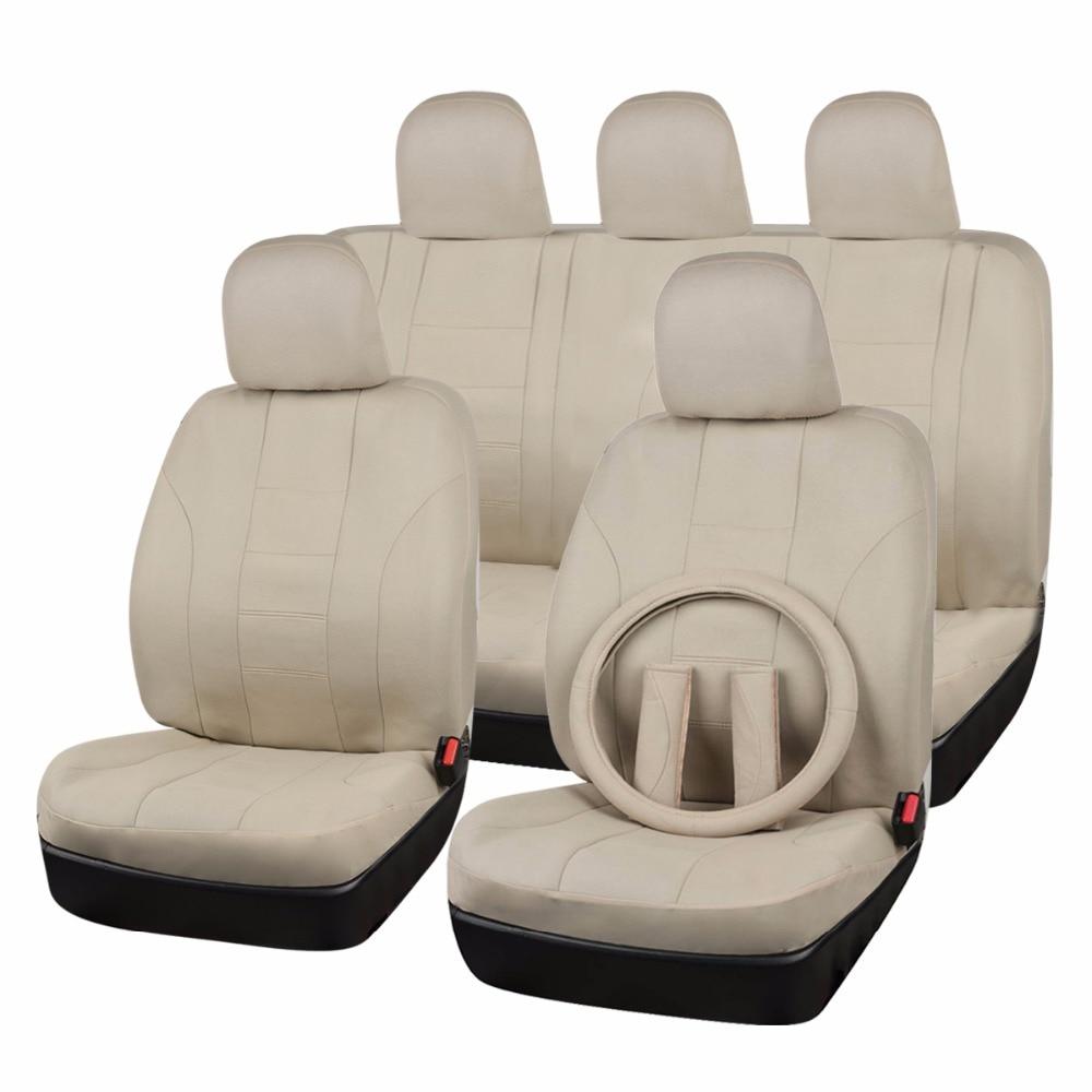 Avtomobil keçidli avtomobil oturacağı örtüyü 6 rəng universal - Avtomobil daxili aksesuarları - Fotoqrafiya 3