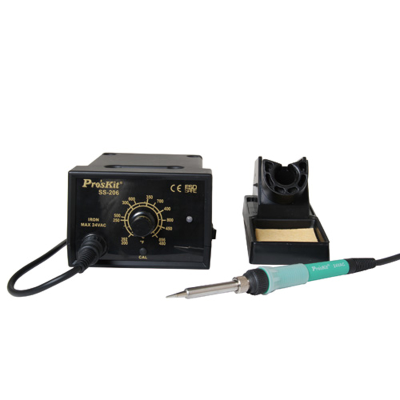 soldering iron 220v 110v SS-206H 60W 200-480C Soldering Station Adjustable Temperature Electric Iron Welding Rework Repair Tool 936 soldering station anti static adjustable temperature electric iron welding soldering rework repair tool 220v 110v for choose