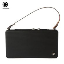GGMM E5 Wireless WiFi Bluetooth Speaker Outdoor Portable Handsfree Multi-room DLNA HiFi Stereo Sound Speakers 3D Music Player
