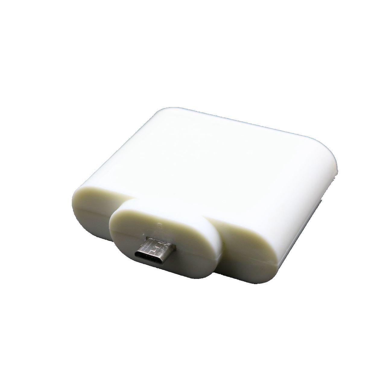 Micro usb NFC lettore di 4/7 byte UID adaptible per il sistema AndroidMicro usb NFC lettore di 4/7 byte UID adaptible per il sistema Android
