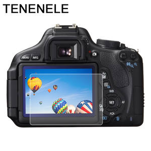 Screen Protector For Canon EOS 6D 60D 600D Tempered Glass LCD Protective Film HD