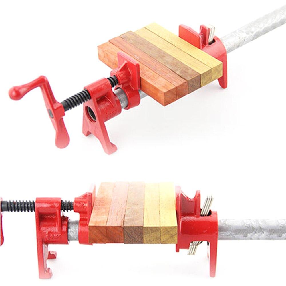 3/4 pollici Heavy Duty H Stile di fissaggio Fascetta del Tubo tubo morsetto morsetti per la lavorazione del legno Legno Incollaggio Tubo Morsetti Strumento