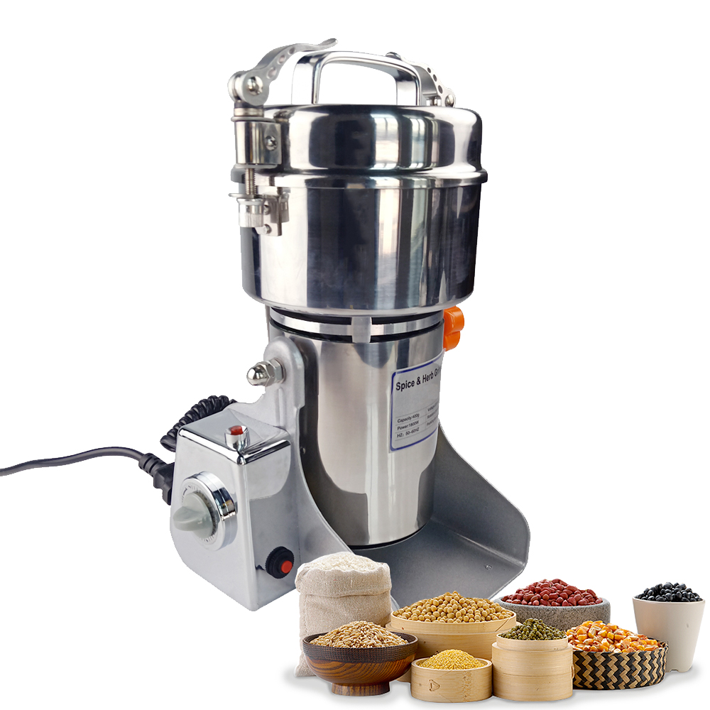 DULONG 1500g Electric coffee grinder machine for home kitchen or commercial use mill herbals grains spices cereals beansDULONG 1500g Electric coffee grinder machine for home kitchen or commercial use mill herbals grains spices cereals beans