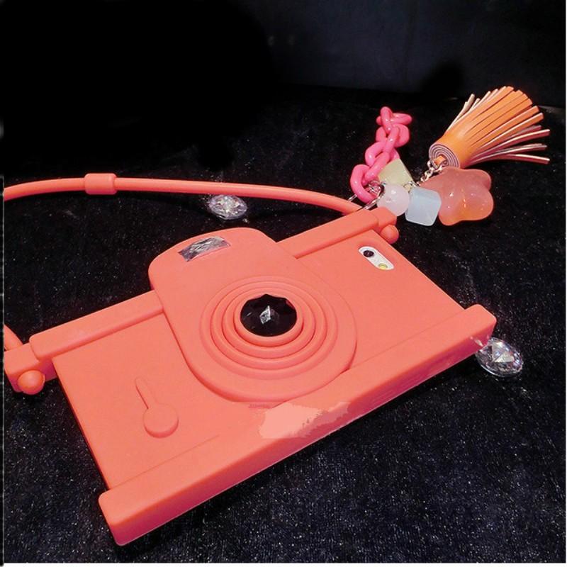 camera case-orange