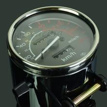 Speedometer Tachometer Gauge For Honda Steed VT VLX 400 600 REBEL CA250 1996-2011 CMX250 2003 2004 2005 2006 2007 2008 2009-2011 motorcycle custom new speedometer tachometer gauge case cover fits for honda cbr1000rr 2004 2005 2006 2007 free shipping