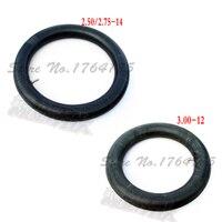 CRF50 12&14 inch Inner Tube for dirt bike Pit bike 12 inch Rear wheel 3.00 12& 14 inch Front wheel 2.50 14