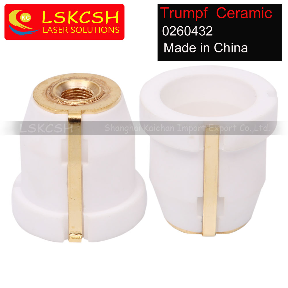 LSKCSH high quality China made trumpf laser ceramic ring nozzle holder260432 trumpf laser consumables/spare parts agents wanted high quality southern laser cast line instrument marking device 4lines ml313 the laser level