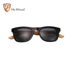 Image 3 - HU AHŞAP Marka Tasarım Çocuk Güneş Gözlüğü Çok renkli Çerçeve Ahşap Güneş Gözlüğü Çocuk Erkek Kız Çocuklar Güneş Gözlüğü Ahşap GR1001