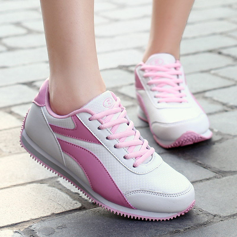 Ladies Golf Shoes For Women Leather Waterproof Anti Skid Nail Shoes Sports Sportswear Women Shoes All Match Ball Walking Shoes