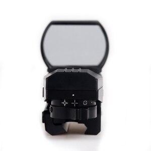 Image 5 - BIJIA منظر نقطة حمراء 11 مللي متر/20 مللي متر السكك الحديدية Riflescope قناص مسدس Airsoft مسدسات الهواء ريفلكس بندقية نطاقات المجسم البصر الصيد نطاق