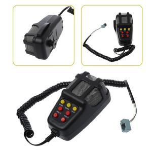 Image 4 - Dragonpad 100W 7 ses araba elektronik uyarı Siren motosiklet alarmı İtfaiyeciler ambulans hoparlör MIC ile hava Loud araba kornası