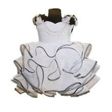 BBWOWLIN Baby Clothes Flower Girl Dresses for Weddings Baby Girl 1 Year Birthday Dress for Newborn