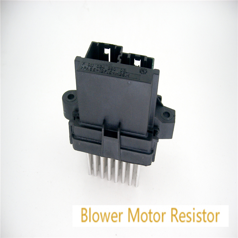 New HVAC Blower Motor Resistor Control Module use OE 15141283 13503201 F011500017 for gmc chevrolet cadillac