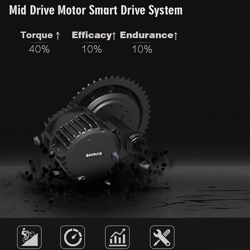 HTB1sEMribPpK1RjSZFFq6y5PpXac - Bafang 8fun 48V 1000W BBSHD BBS03 Mid Drive Motor Kits With 48V 17AH Lithium Battery C961 C965 Electric Bicycle Conversion Parts