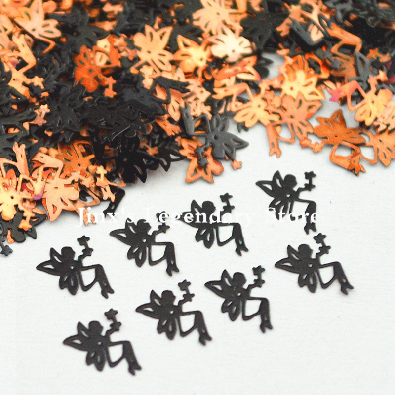2018 black ELF Design decorations metal nail foil decals sticker for 3d Nail Art Decor Slice Stickers Decal  beauty tools 24pcs lot 3d nail stickers decal beauty summer styles design nail art charms manicure bronzing vintage decals decorations tools