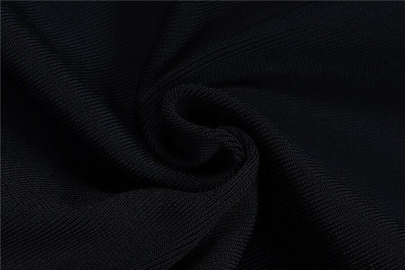 Moulante Perles Bretelles Nouveau Bandage Sexy Parti De Rayonne Black Salopette Noir Style Femmes Soirée Mantual SWwUYaOqC