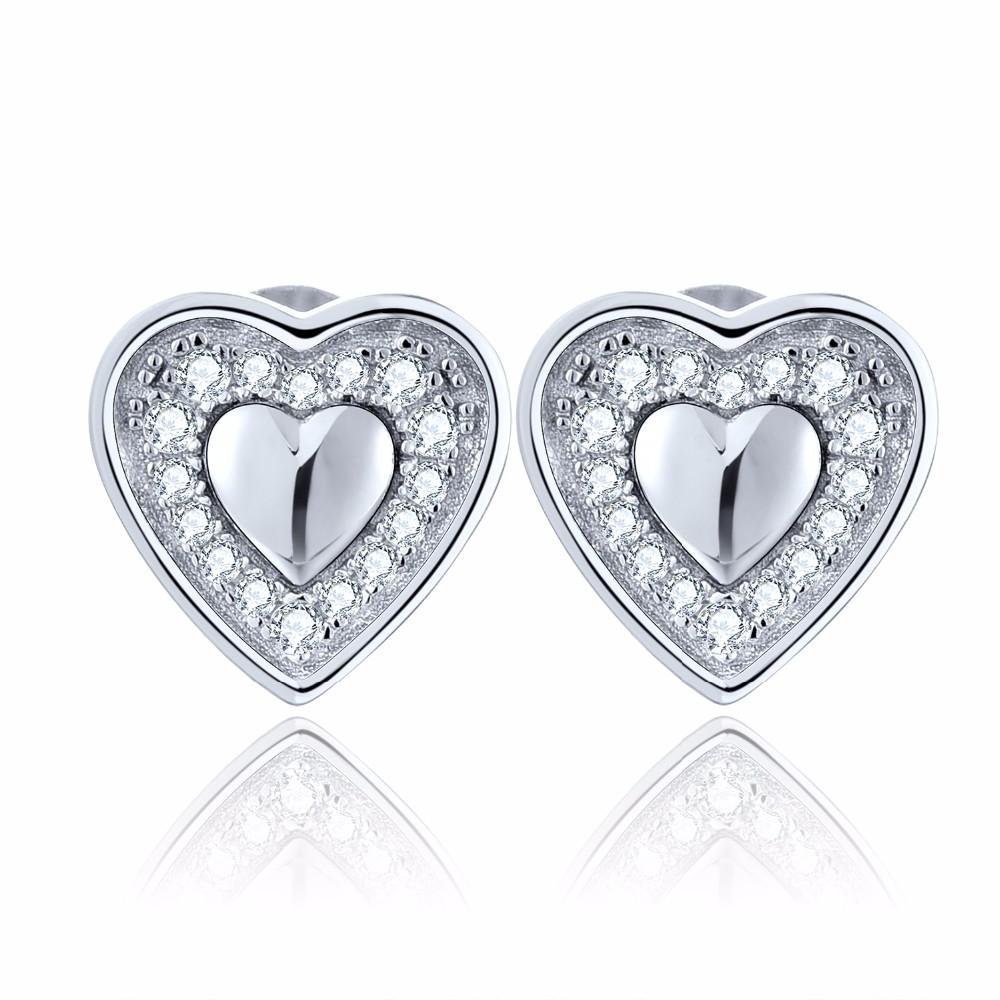 wholesale silver jewelry heart DE24620A (10)