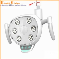 LED Dental Lamp Oral Light For Dental Unit