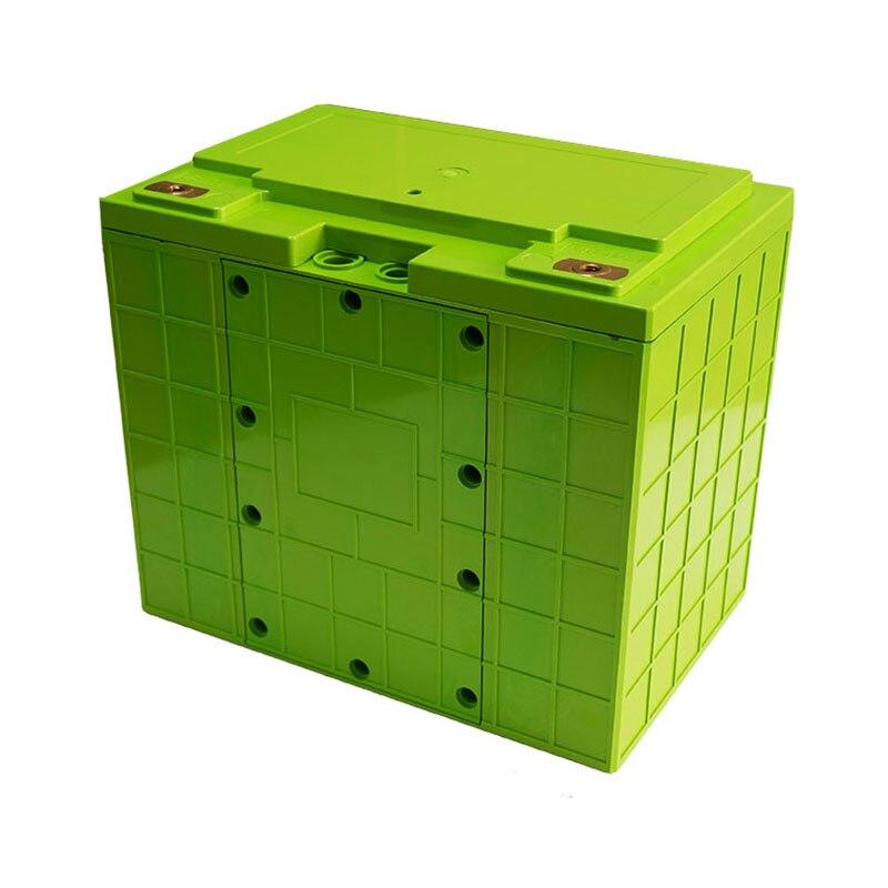 Boîte de batterie au Lithium 12 V 100Ah pour batterie 12 V 100Ah-48V 50Ah peut être placé boîtier de batterie li-ion 260 pièces 18650