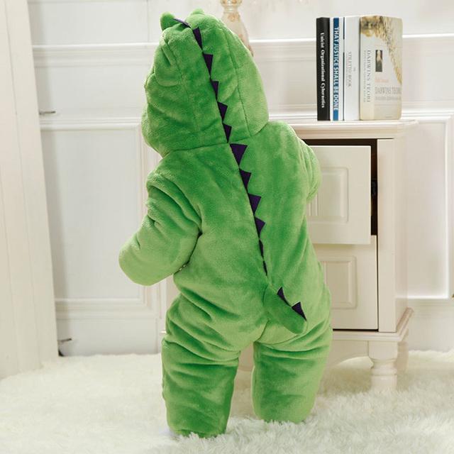 Dragão roupas macacão de bebê