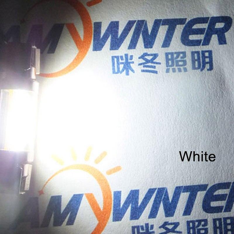 Auto C5W 6 V dipimpin lampu Memperhiasi Basis Cahaya Lampu Interior - Lampu mobil - Foto 5