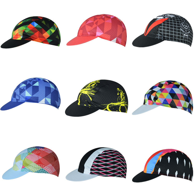 ITALY Cycling Riding Cap Anti-sweat Breathable Winter Bicycle Bike Hat For Motorcycle MTB Skiing Climbing Cycling Fishing Hat