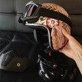 Новый шлем для мотокросса в индийском стиле  s  M  an  с открытым лицом  для мотокросса