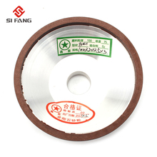 4inch 150 Grit Resin Bonded Flaring Cup Diamond Grinding Wheel 75%  100x20x5x3mm