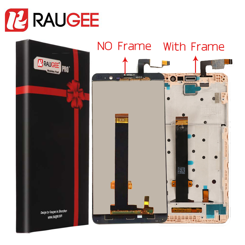 Display For Xiaomi Redmi Note 3 Pro LCD Screen With Frame Touch Display Soft-key Backlight Replacement For Redmi Note 3 147MM